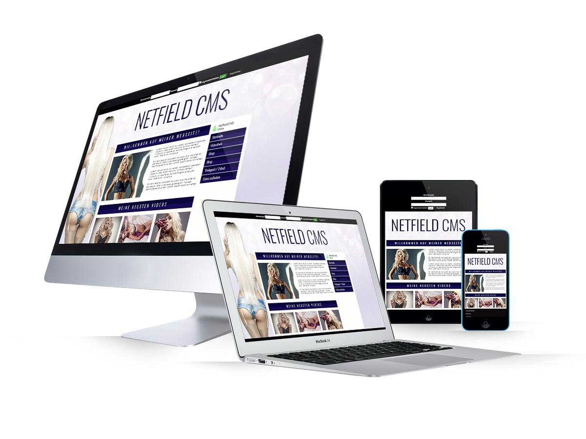 Erotik Homepage