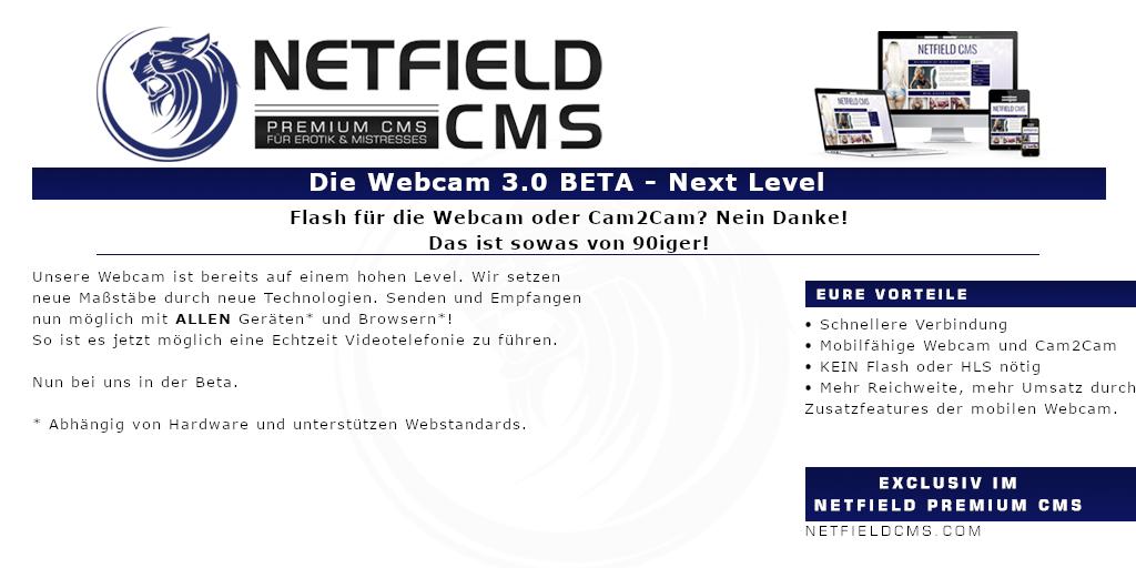 Webcam 3.0 - Webcam auf dem nächsten Level